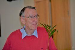 Gerhard Falk Woie fyller 75 år