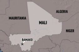 Angrep mot turisthotell i Malis hovedstad