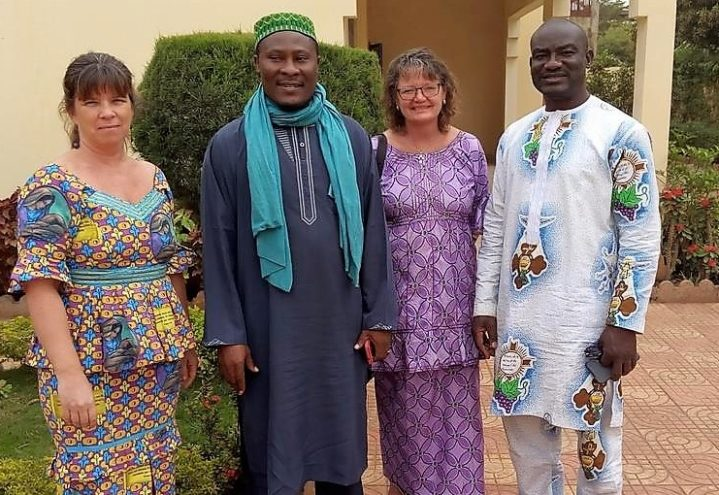 Luthersk nettverk i Mali