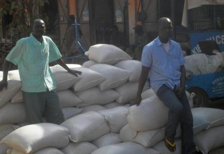 Stor matmangel i Mali