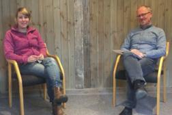 Ukens videohilsen fra Ingvild og Inge