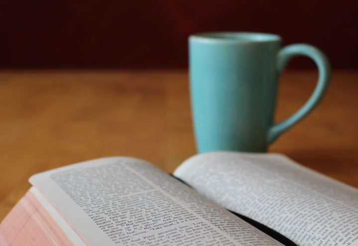 Bibelprat og andakt