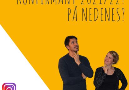 Konfirmant 2021-22
